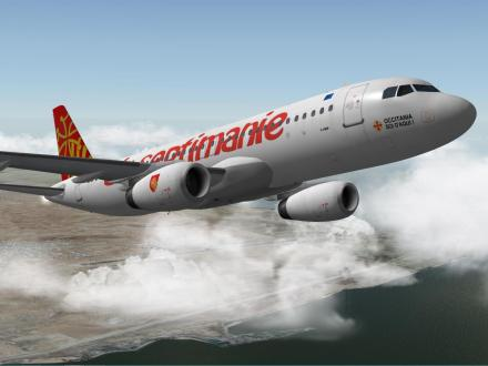 Download RETRO livery for QPAC Airbus A320-232 - F-YMMD