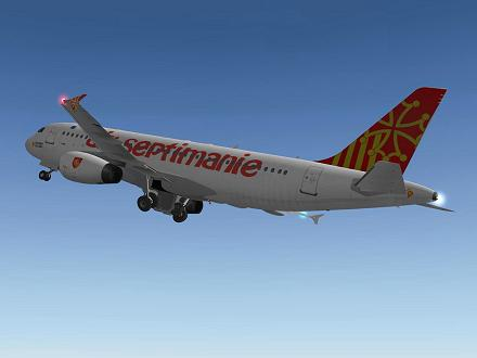 Download RETRO livery for QPAC Airbus A320-232 - F-YMMQ